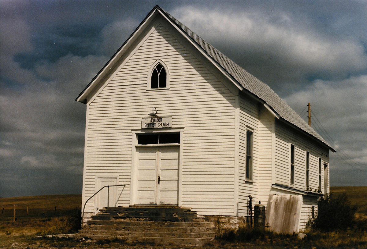 Folsom Church 1960