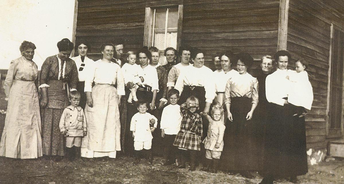 Ladies Aid 1914