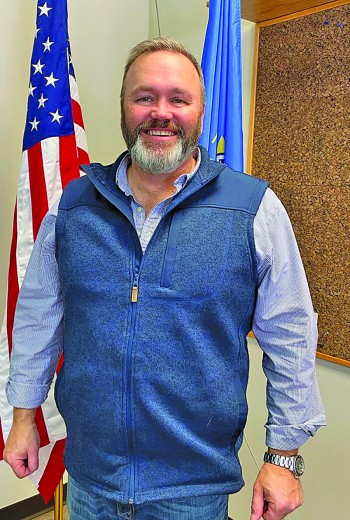 Todd Fish, who recently retired after 36 years as an enlistedman and officer in the U.S. Army, is now serving as the new Custer County veterans service officer. Fish recently moved into the agency's new offices in the Custer County Courthouse Annex, across the hall from the county library. He currently keeps regular weekly office hours Monday through Wednesday. [Submitted Photo]